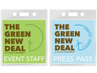 Green New Deal: A Public Assembly