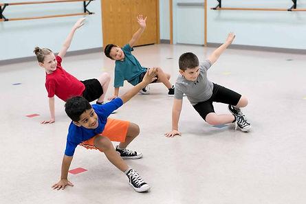 boys breakdance
