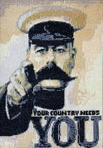Your country needs you photo image