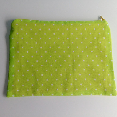 Project bag Large Green Stars