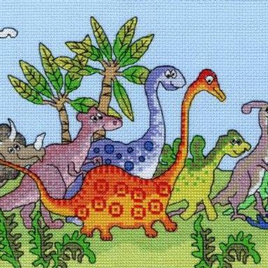 Bothy Thread Dinosaur Fun