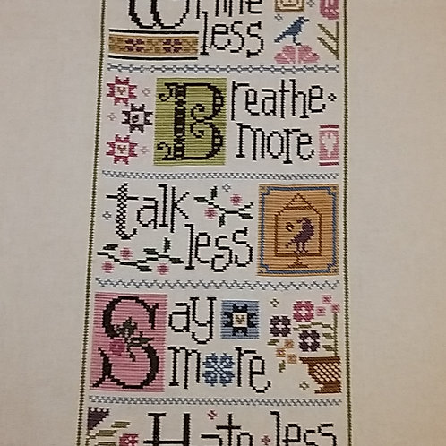 #2. Fear Less banner