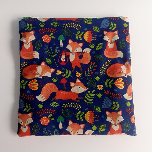 Project bag Small Fox