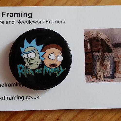 Needle Nanny Rick and Morty #2