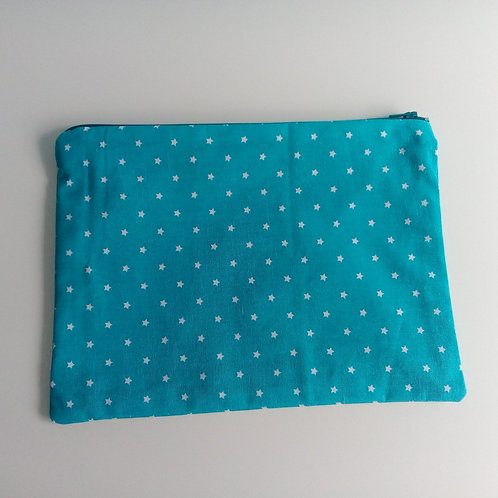 Project bag Large Blue Stars