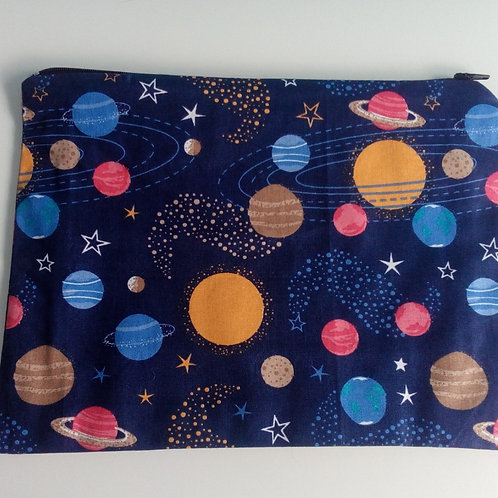 Project bag Large Dark Space