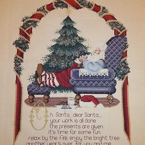 #16.  Secret Santa