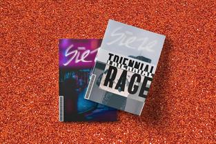 Sieze Publication Design & Branding