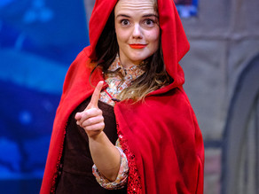 Red Riding Hood versus The Wolf. Stantonbury Theatre