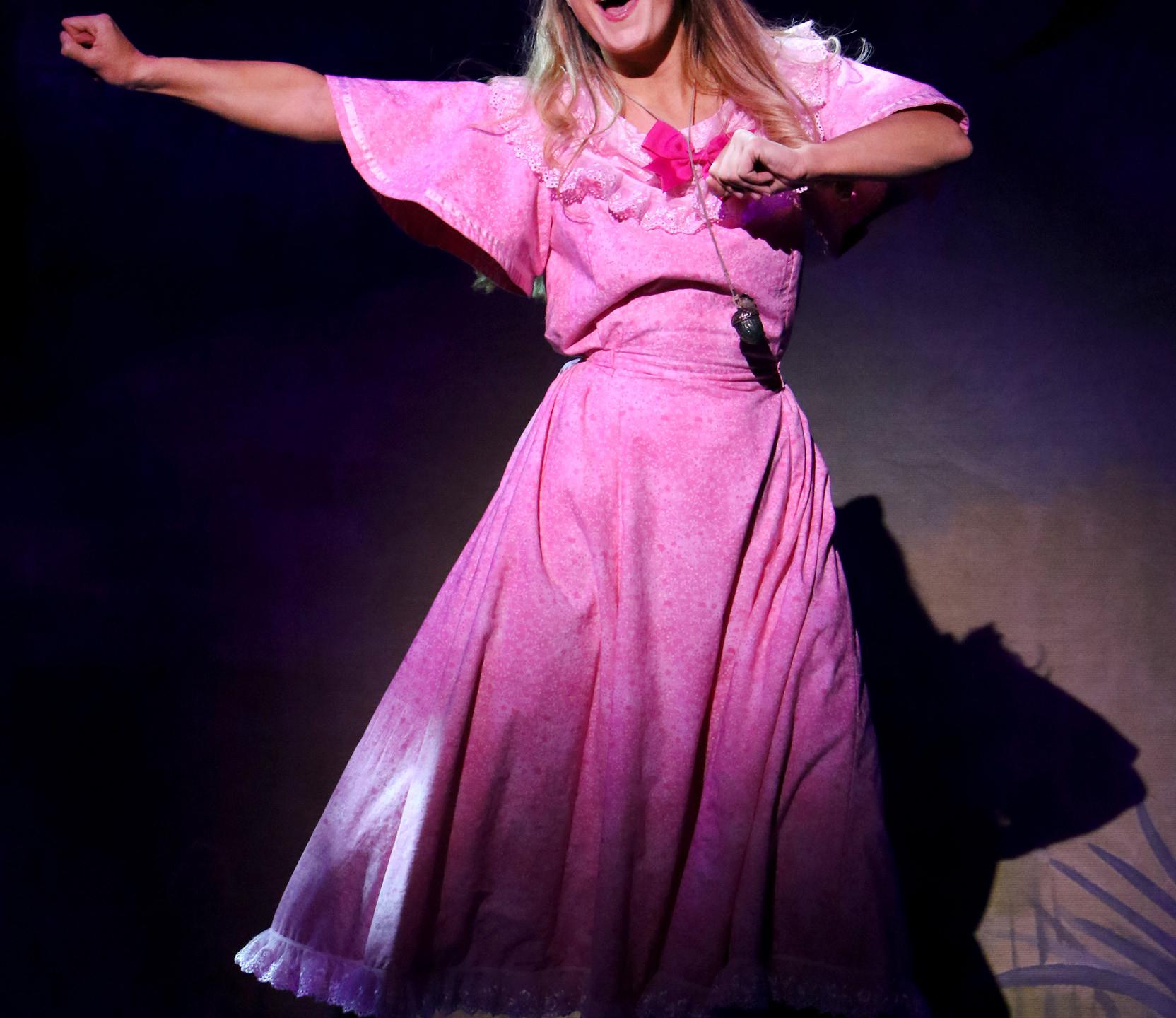 Rosie Needham as Wendy