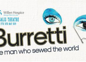 Who is Freddie Burretti?