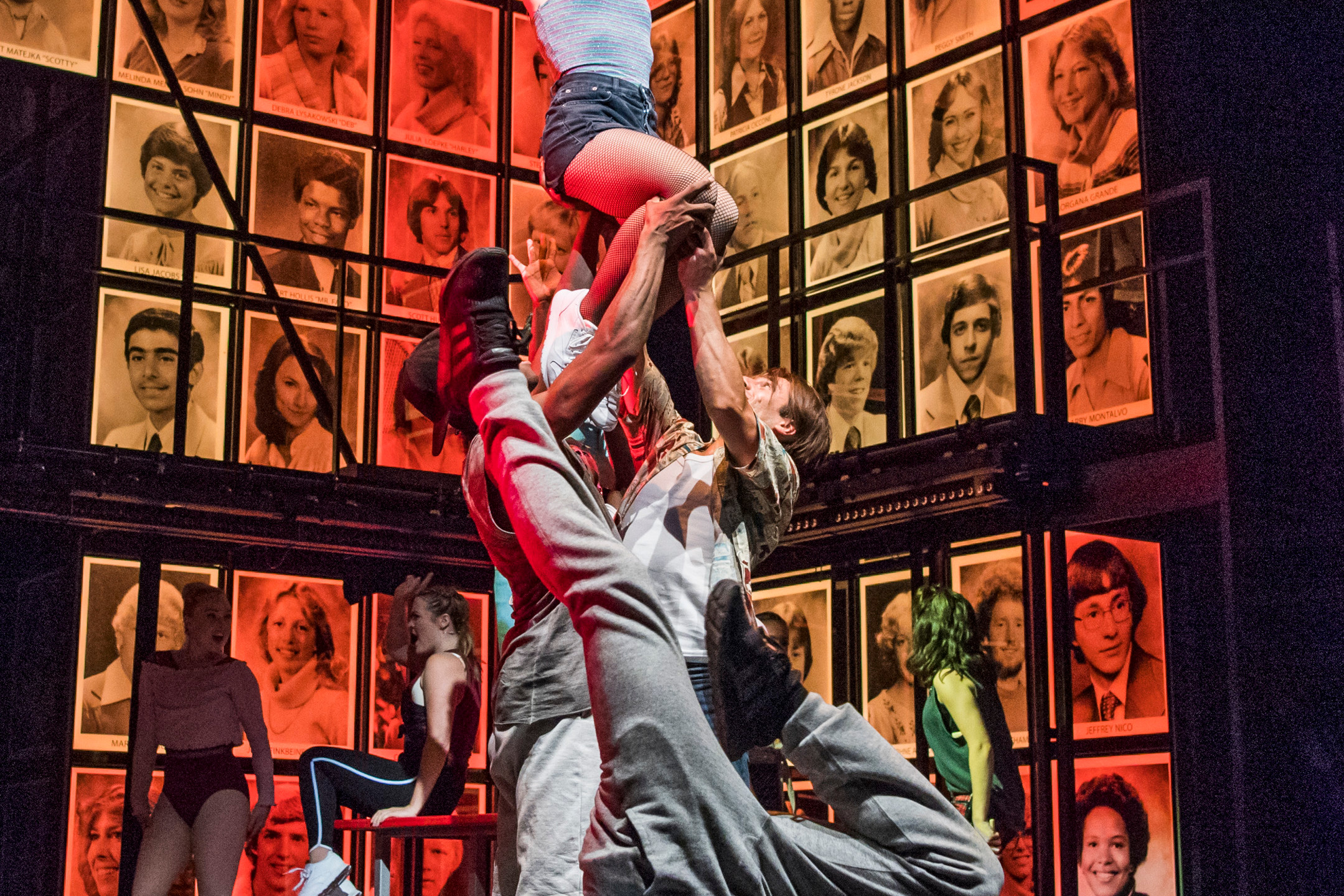 Fame The Musical-Tour-Manchester-1689