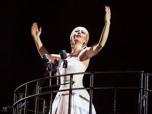 Evita. Milton Keynes Theatre.