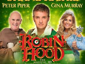 Robin Hood. Milton Keynes Theatre.