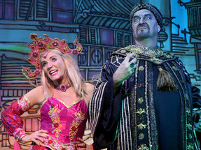 Aladdin - Waterside Theatre, Aylesbury