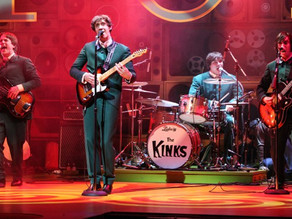 It's a Sunny Afternoon for the Kinks Musical