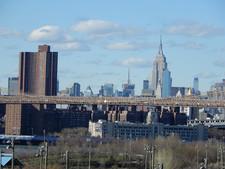 Manhatten from Brooklyn