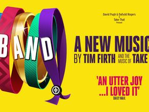 The Band. Milton Keynes Theatre