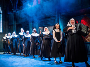 Sister Act is just heavenly.