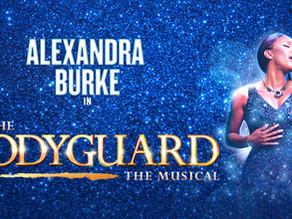 The Bodyguard. Milton Keynes Theatre.