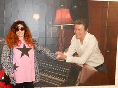 Me and Bowie