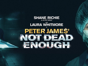 Not Dead Enough. Milton Keynes Theatre.