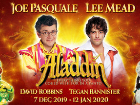 Aladdin - Milton Keynes Theatre