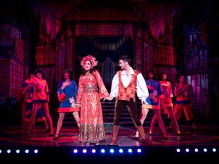 Aladdin. Royal & Derngate. Northampton.