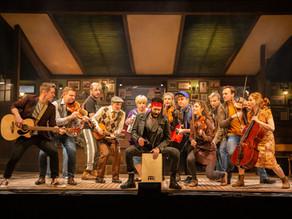 Once. Milton Keynes Theatre.