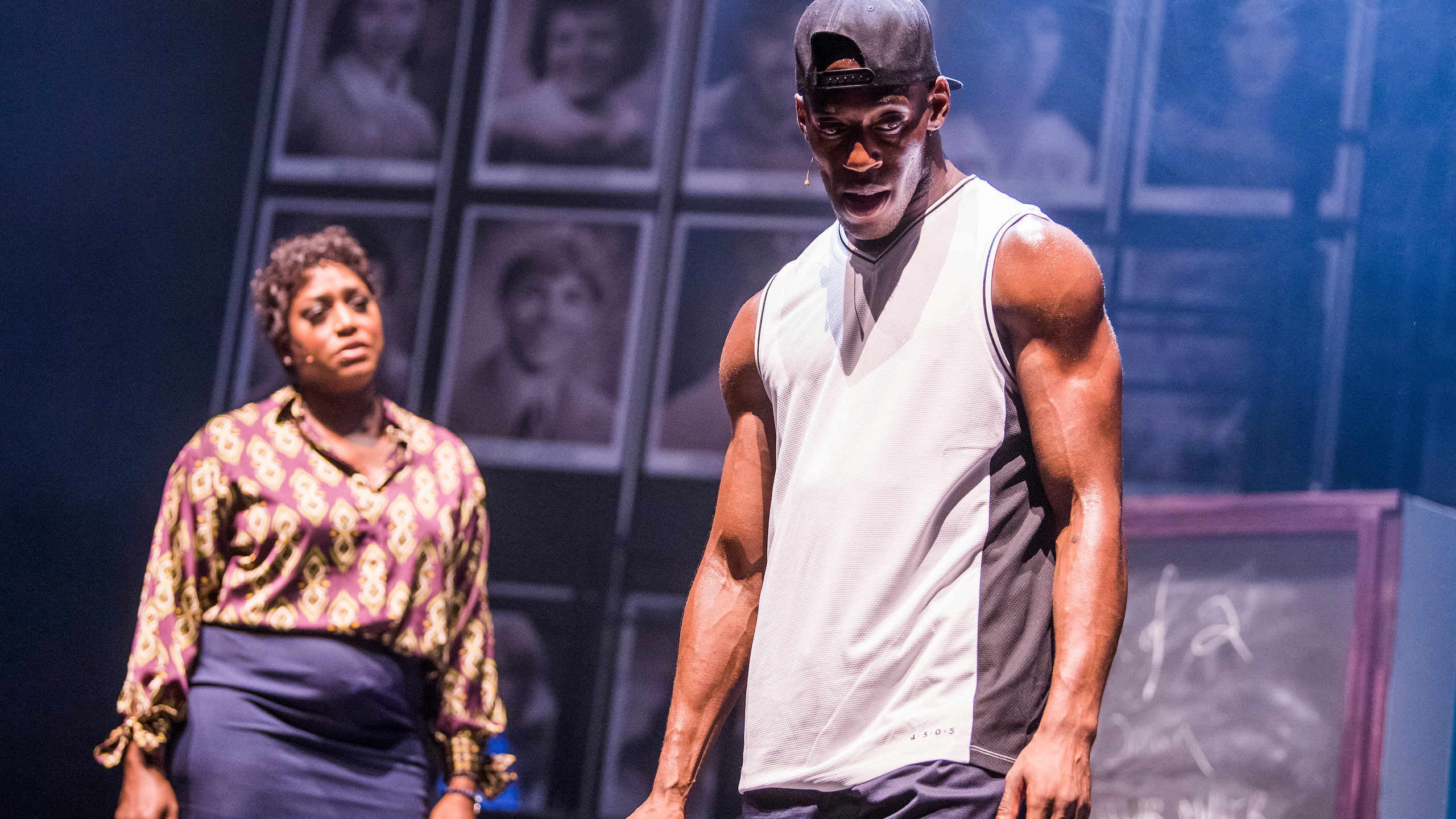 Fame The Musical-Tour-Manchester-3635