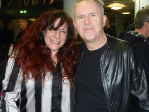 Howard Jones would like to get to know Milton Keynes well. The Stables. 03.02.16