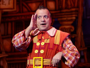 Dick Whittington at Milton Keynes Theatre