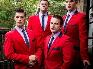 Jersey Boys - Who Loves You? We Do!