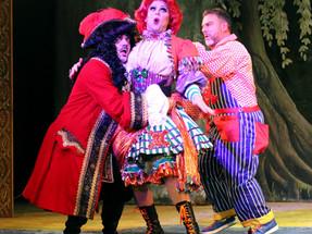 Peter Pan. Waterside Theatre