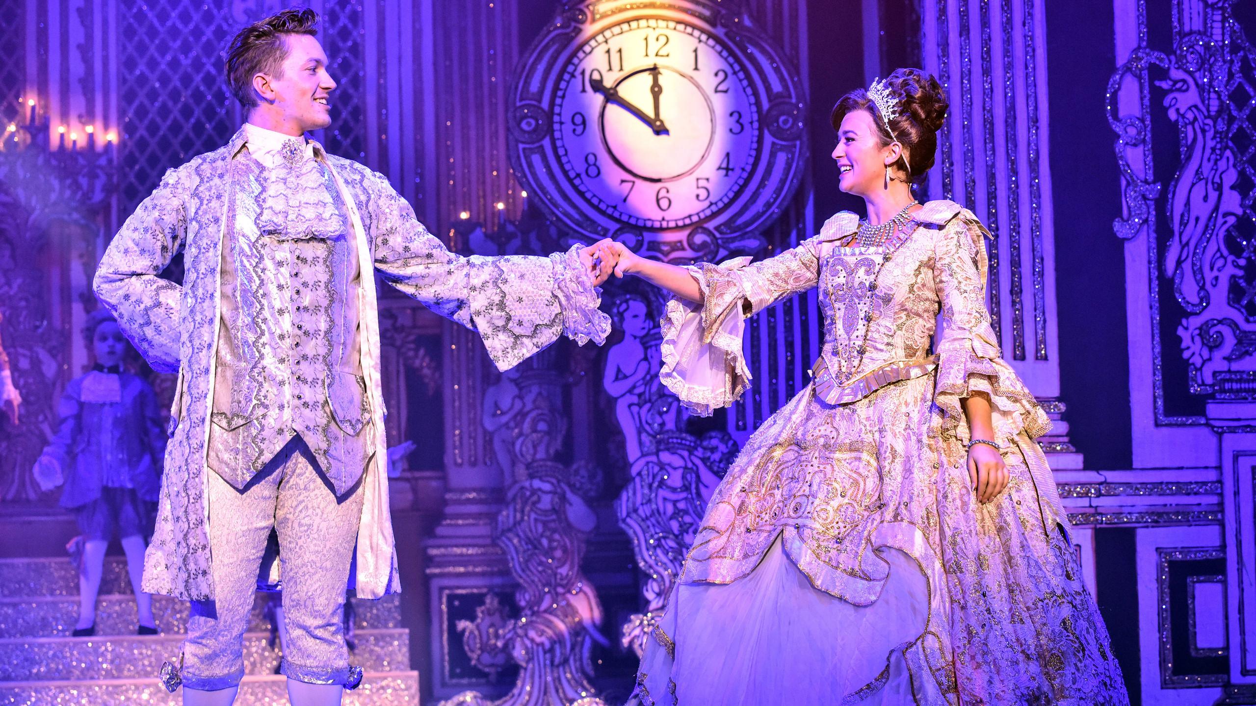 6 Cinderella_Dan Partridge and Charlotte