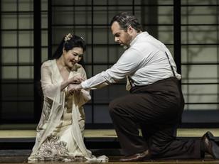 Madam Butterfly. Welsh National Opera.