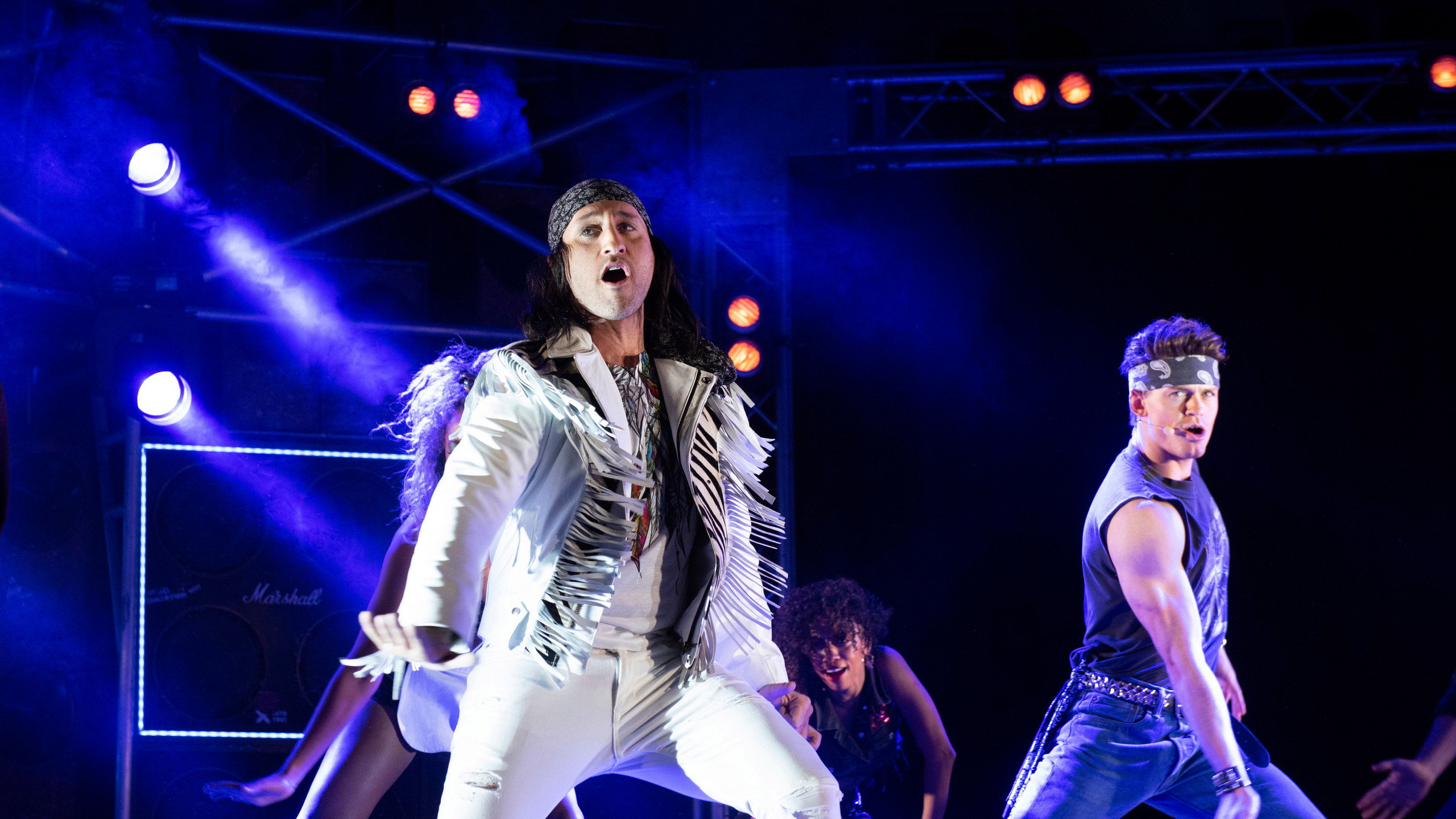 4. ROCK OF AGES