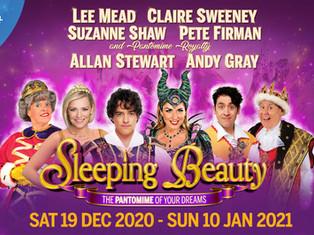 Wake up Sleeping Beauty - Panto is back!