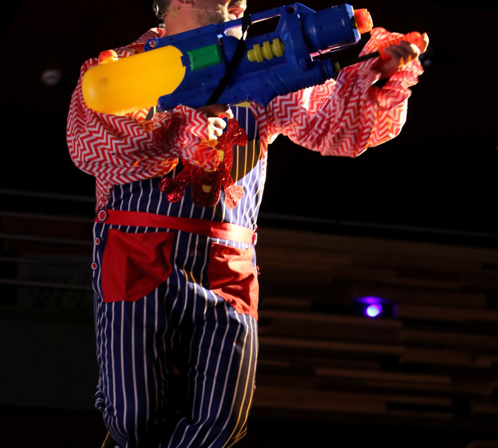 Andy Collins waterpistol