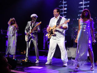 Nile Rogers & Chic. Royal Festival Hall.