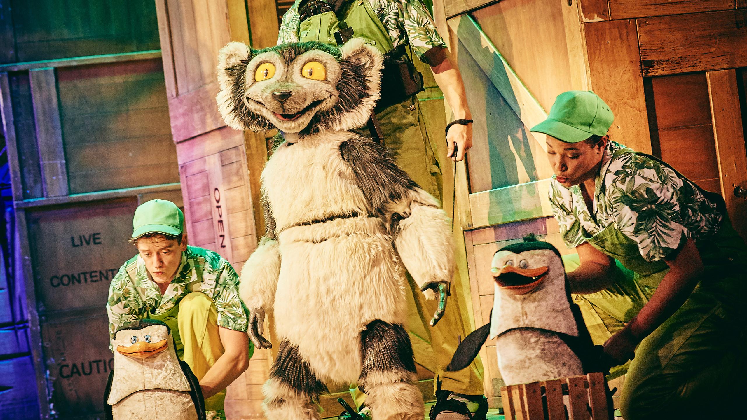 Madagascar Production_Mark Dawson Photog