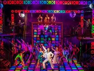 Saturday Night Fever. Milton Keynes Theatre.