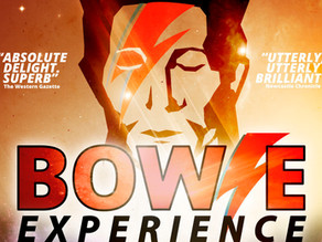 I'm having a Bowie Experience!