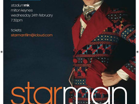 Starman: Freddie Burretti - The Man Who Sewed The World