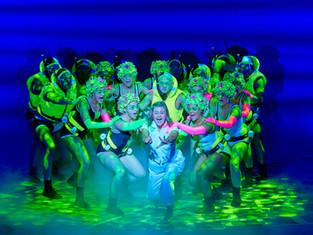 Mamma Mia! Waterside Theatre, Aylesbury