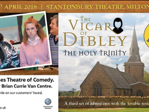The Vicar of Dibley - The Holy Trinity