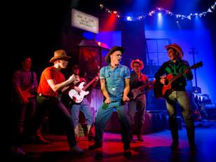 Footloose The Musical. Milton Keynes Theatre.