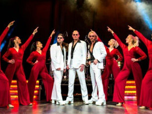 You Win Again - The Story of the Bee Gees. Waterside Theatre, Aylesbury.