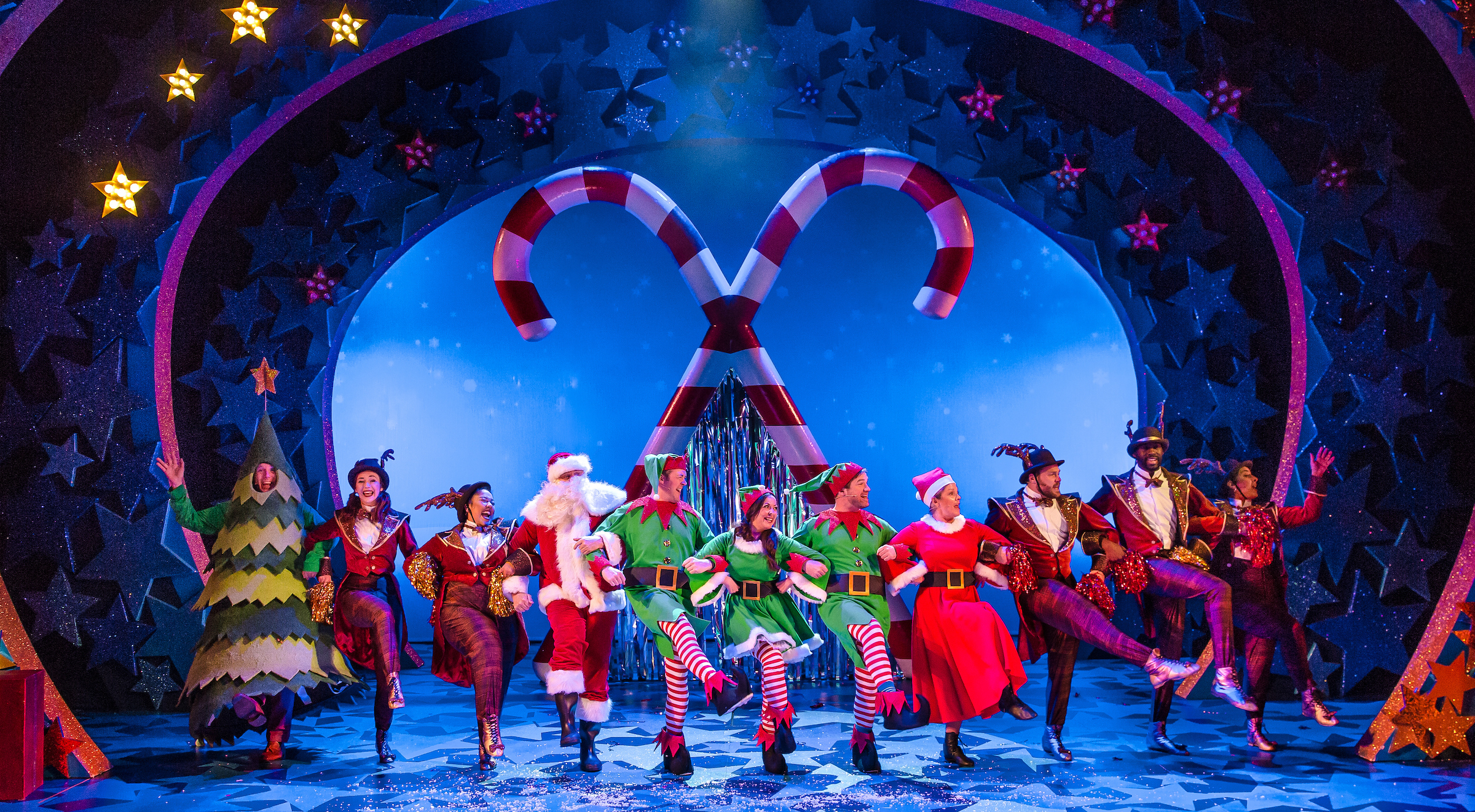 NATIVITY! THE MUSICAL. The Company