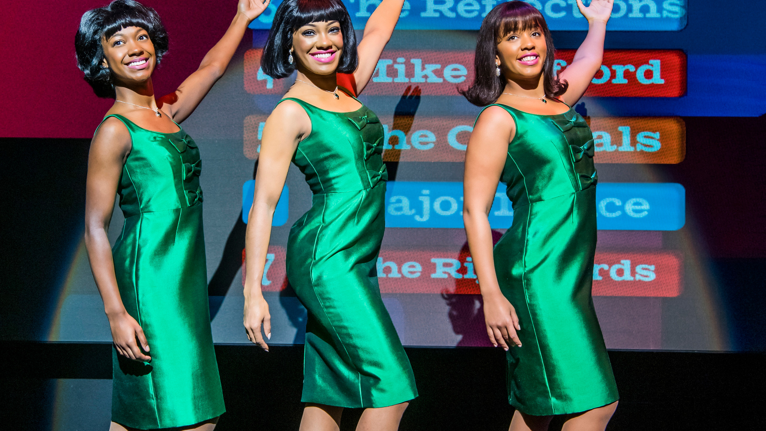20. MOTOWN THE MUSICAL. The Supremes